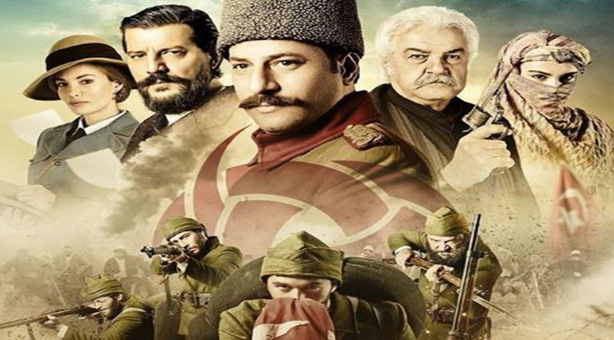 Mehmetçik Kut'ül Amare Dizisi oyuncuları konusu ve dizi hakkında merak edilenler