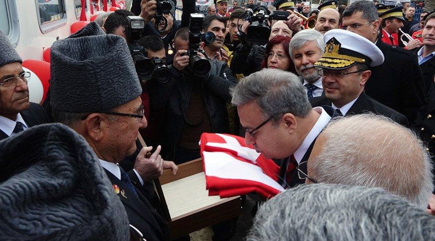 Mersin'de kurtuluş günü coşkusu