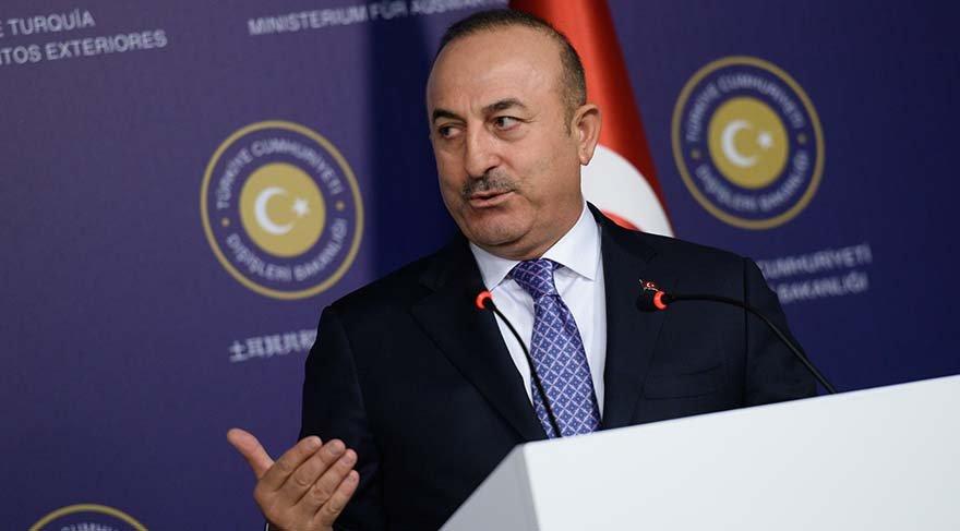 Son dakika haberi... Türkiye: ABD Menbiç'ten derhal çekilsin