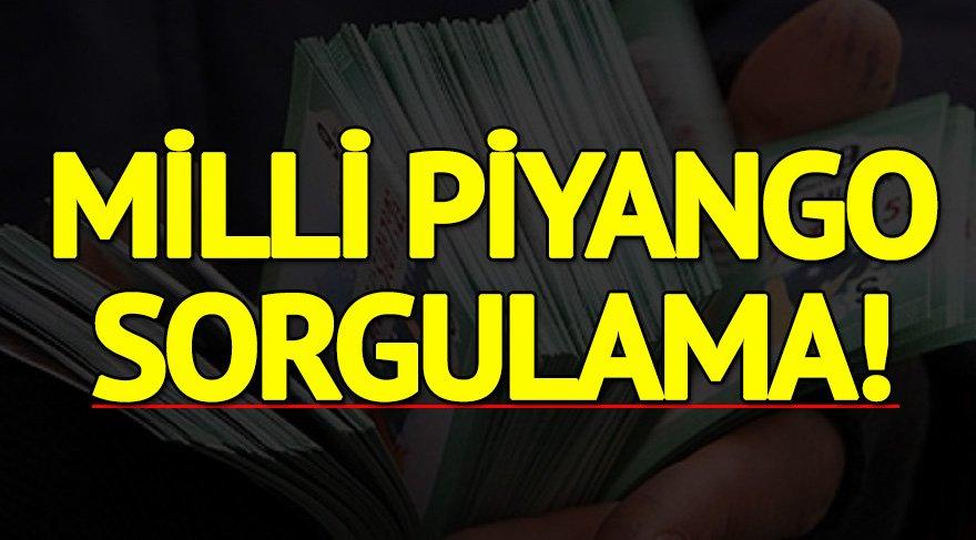 Milli Piyango sonuçları açıklandı! 9 Ocak Milli Piyango çekilişi sonuçları sıralı tam listesi…