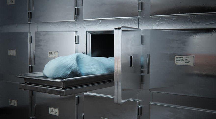 Öldüğü sanılan mahkum morgda 'canlandı'
