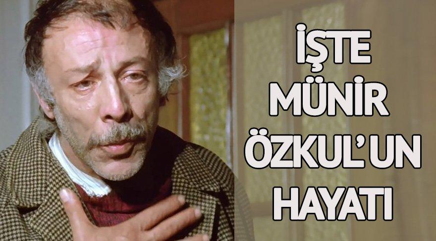 Münir Özkul kimdir? Duayen oyuncu hayatını kaybetti! İşte Münir Özkul'un hastalığı, hayat hikayesi ve ünlülerin hakkında söyledikleri