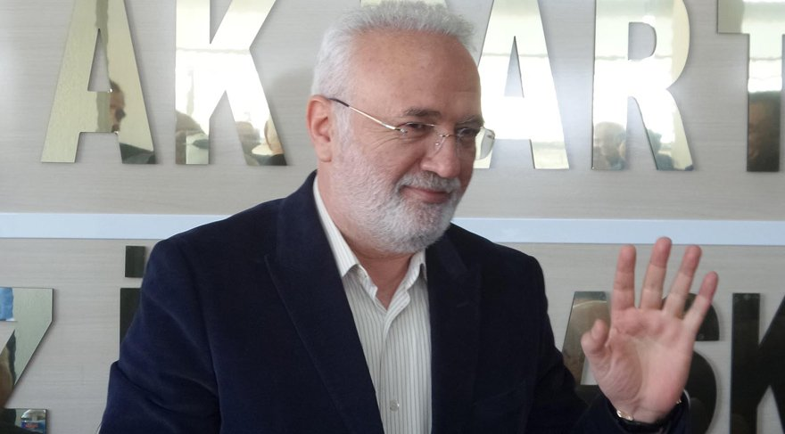 AKP'li Mustafa Elitaş'tan Gül'e bir eleştiri daha