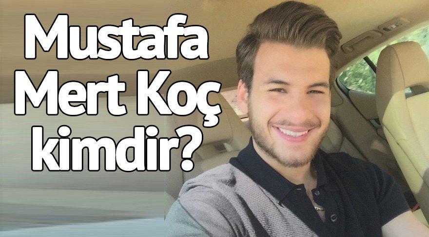 Mustafa Mert Koç kimdir? Aleyna Tilki'yle sevgililer mi?