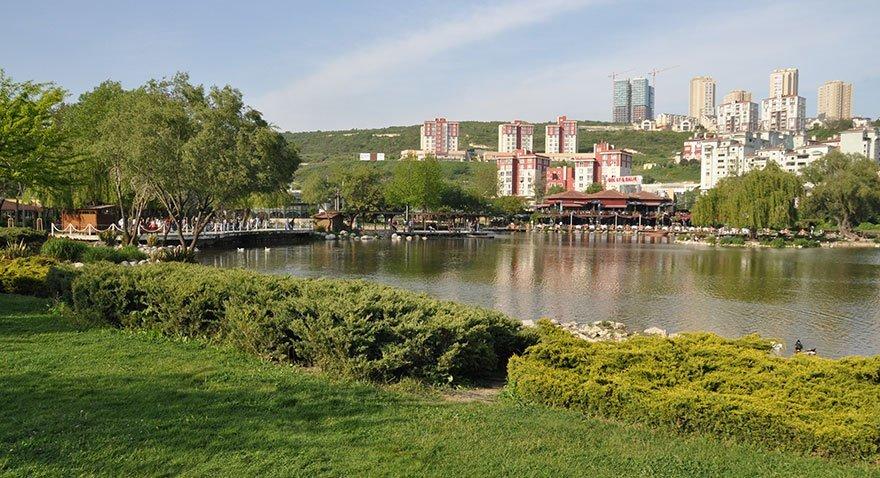 Bakanlıktan Bahçeşehir gölet projesi'ne gürültü ayarı!