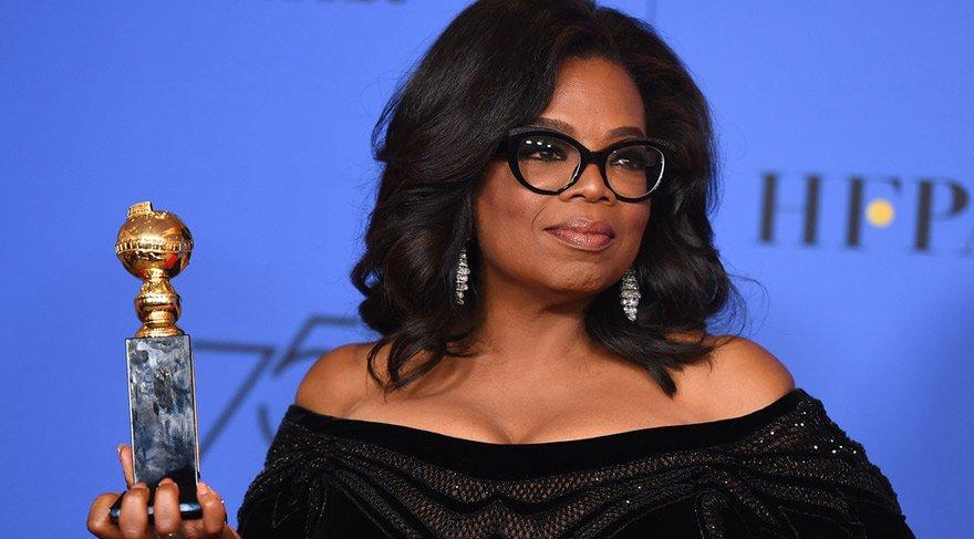 Oprah Winfrey'den ABD Başkan adaylığıyla ilgili açıklama