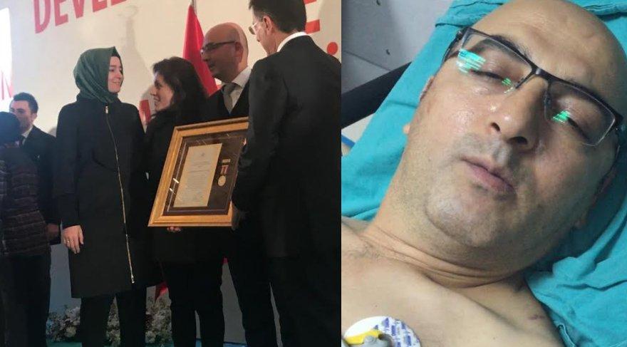 Fatih Eryılmaz, 15 Temmuz gecesi darbecilere karşı mücadele ederken vuruldu. Hastaneye kaldırılan Eryılmaz 1,5 ay tedavi gördü. Eryılmaz, hastaneye götürülürken sosyal medyadan görüntülü paylaşım yaparak milleti darbecilere karşı durmaya davet etti.