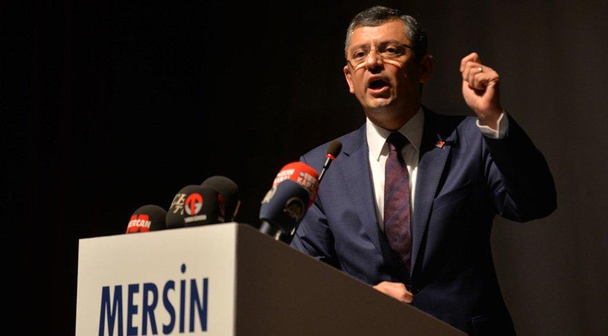 CHP'li Özgür Özel: Saray ittifakına karşı mücadele boynumuzun borcu