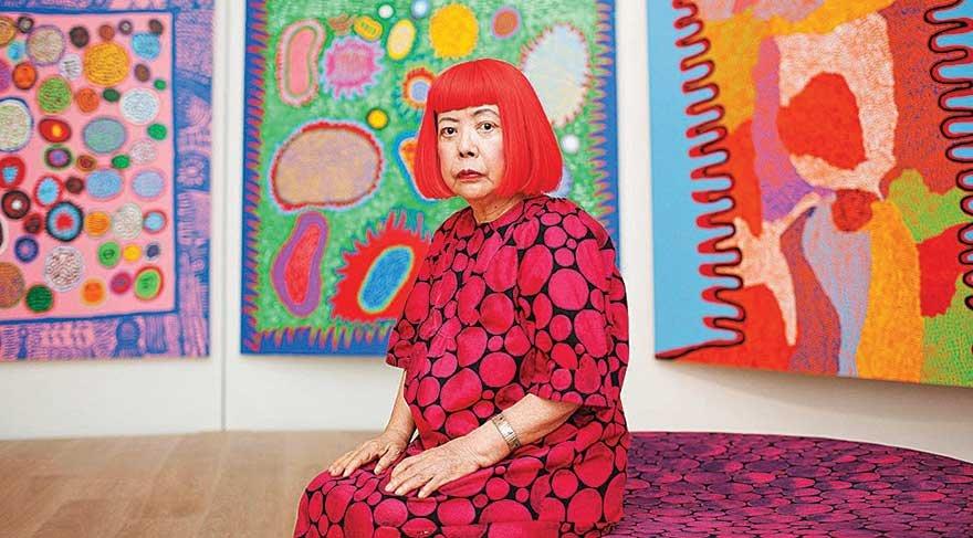 41 senedir akıl hastanesinden sanatıyla dünyaya hükmeden kadın