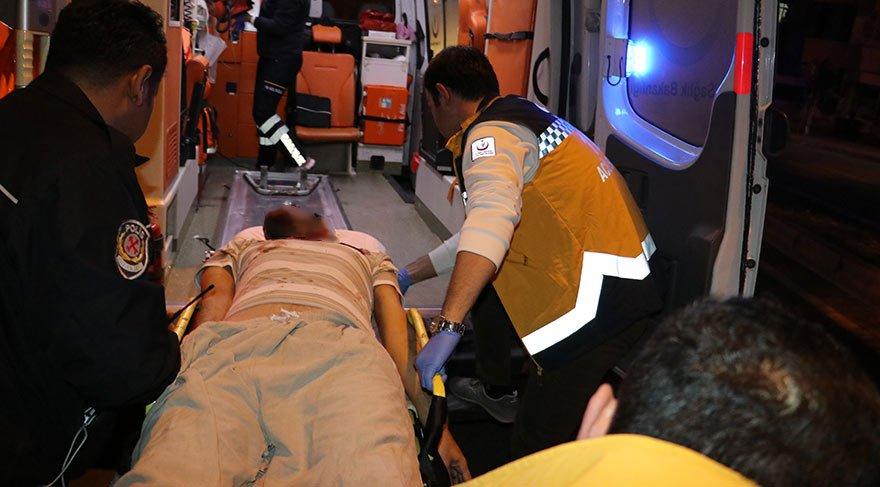 Dengesini kaybedip 8'inci kattan düşen şahıs hayatını kaybetti
