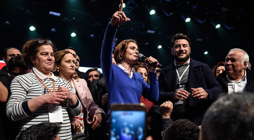 CHP İstanbul'da başkanlık yarışı sonuçlandı