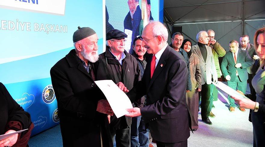 Kılıçdaroğlu: Gebze'yi ve Kocaeli'yi alacağız, tapu sorununu tamamen çözeceğiz