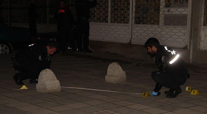 Elazığ'da silahlı saldırı! 1 yaralı