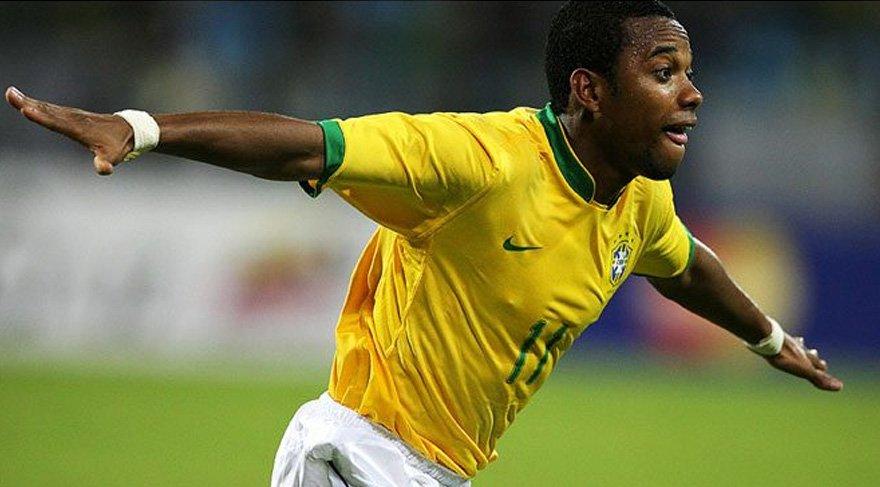 Robinho kimdir? Kaç yaşında ve nerede doğdu? Dünyaca ünü futbolcu Sivasspor'la anlaştı! Yarın Sivas'ta…