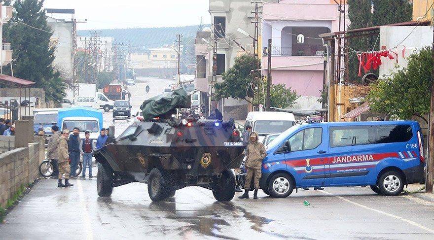 Son dakika! Kırıkhan'a havan topu mermisi, Reyhanlı'ya roket atıldı