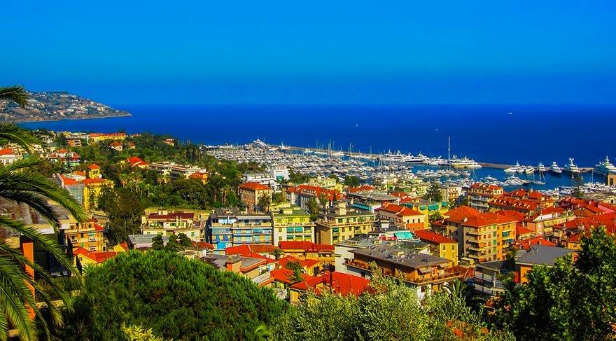 Zelt San Remo 6 : İtalya nın sahil kasabası san remo seyahat haberleri