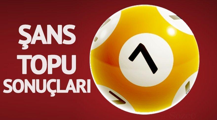 Şans Topu sonuçları: Büyük ikramiye 4 farklı ile! 3 Ocak MPİ Şans Topu çekiliş sonucu