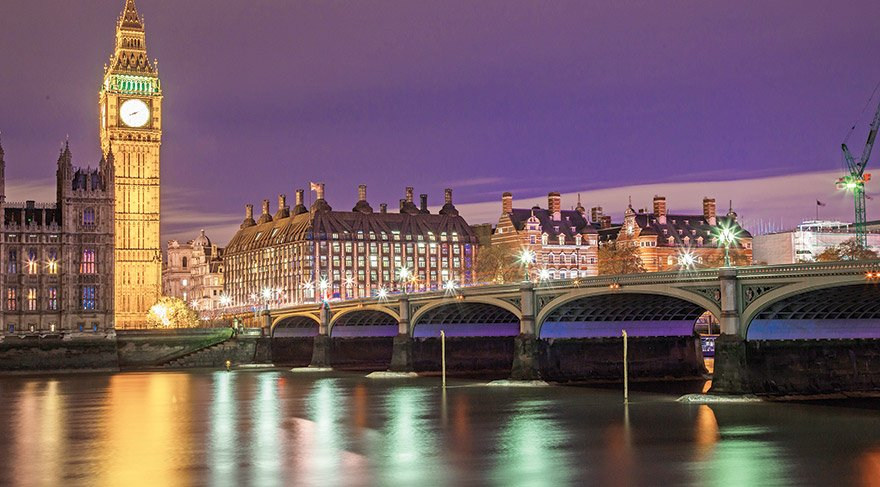 Londra'nın en leziz mekanları