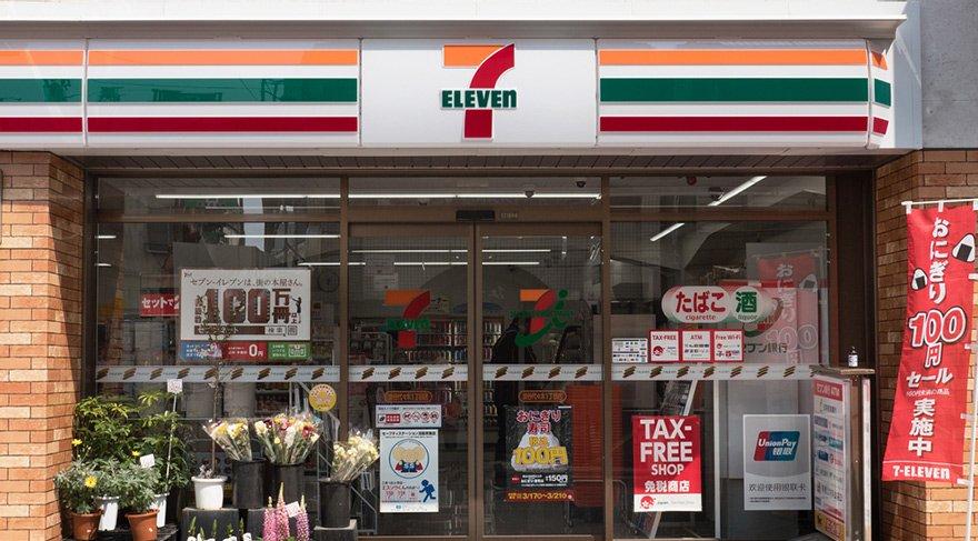 7-Eleven marketlerine kaçak işçi operasyonu