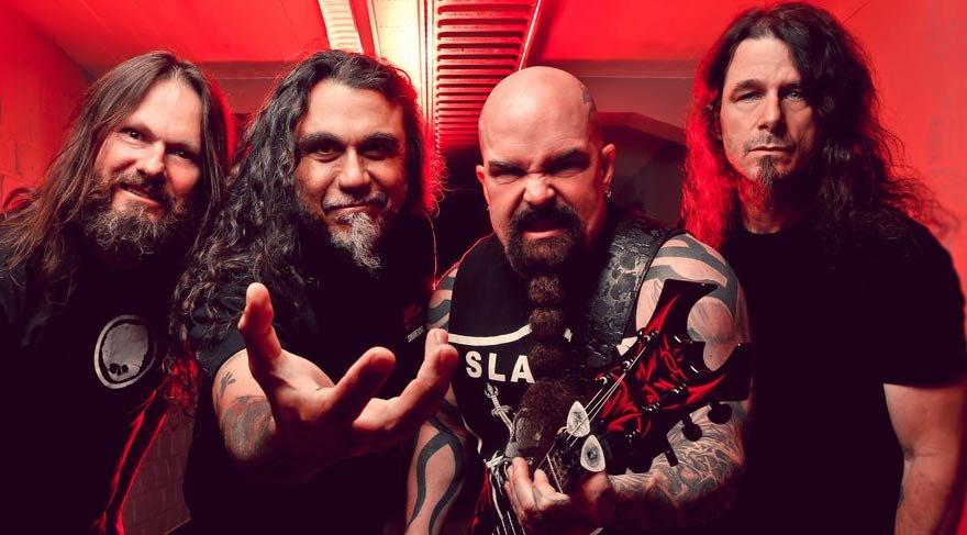 Slayer, son bir turneyle veda ediyor!