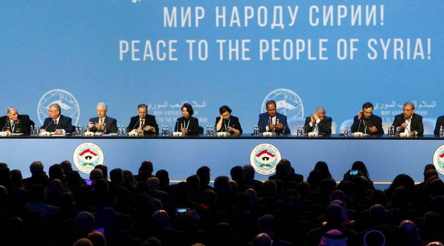 Suriyeli muhalifler: BM himayesi altında anayasa çalışmalarına katılacağız