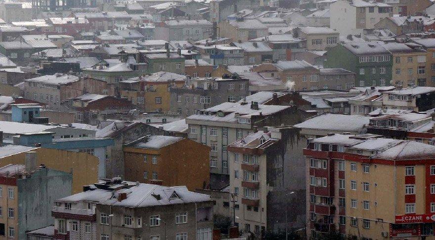 Sonunda kar İstanbul'a geldi! Kar yağışı ne zamana kadar sürecek? Meteoroloji'den uyarı üstüne uyarı geldi