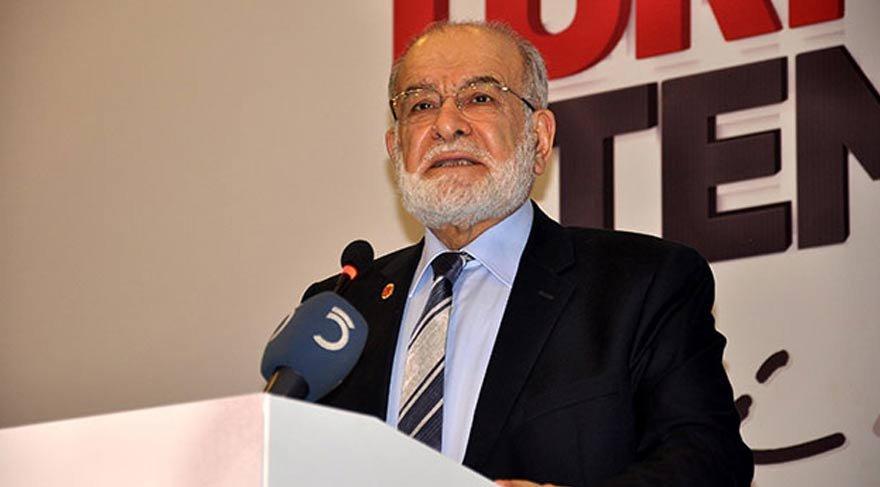 Karamollaoğlu: Türkiye'nin birinci problemi…