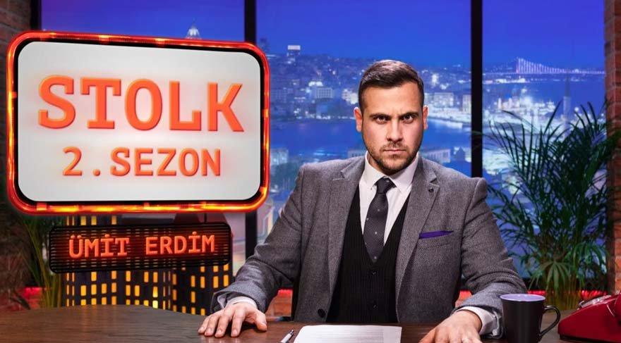 Türkiye'nin sosyal medya şovu! Stolk, 2. sezona Ümit Erdim'le başlıyor