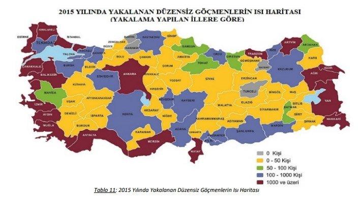 Harita: Kızılay