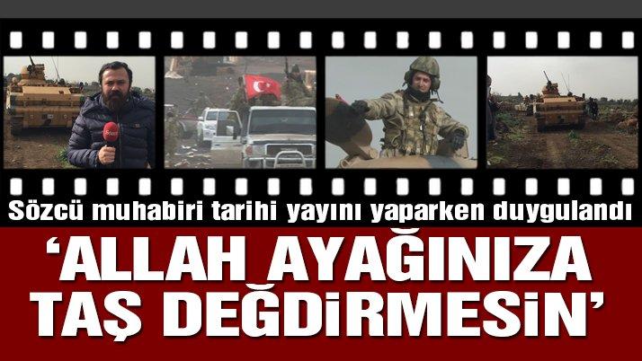 Zeytin Dalı operasyonunda 3. gün… Afrin'den son dakika haberleri peş peşe geliyor! Temizliğe başladık! Asker bir bir vuruyor…