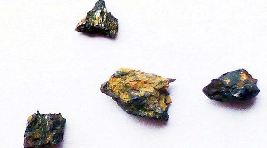 Bilim insanları: Mısır'daki taşlar uzaylı