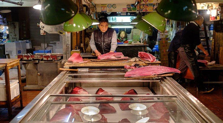 Tek bir balık için servet ödenebiliyor! İşte dünyanın en büyük balık pazarı