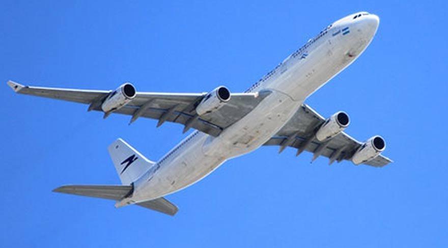 THY uçağı Trabzon'a inemedi!