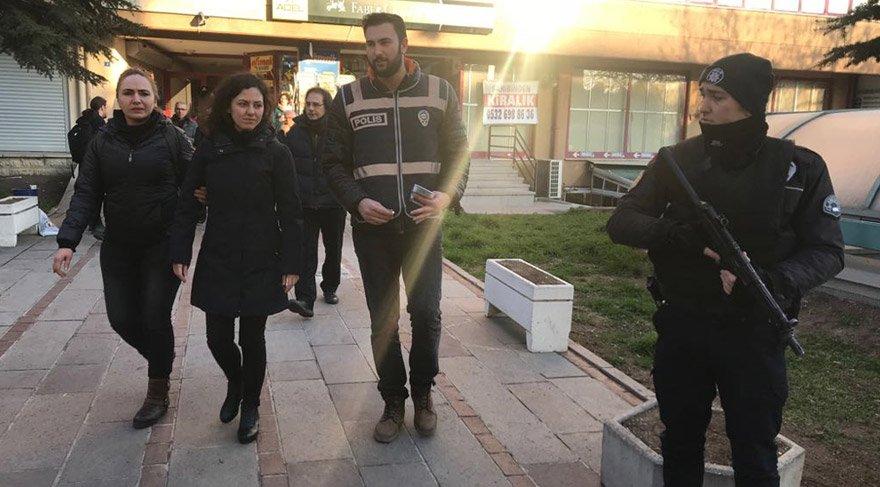 Türk Tabipler Birliği yönetimine gözaltı