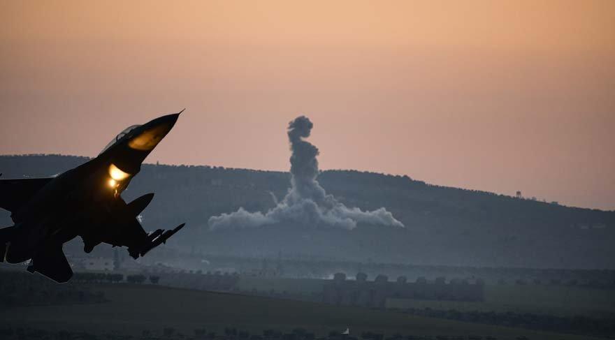 TSK, Afrin'e 'Zeytin Dalı Harekatı' başlattı! İşte Afrin operasyonunda son durum