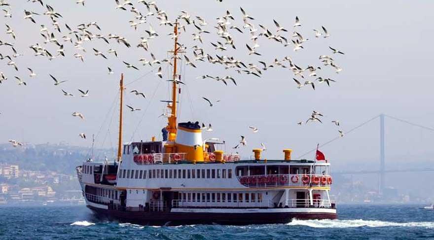 Beşiktaş-Adalar vapur seferleri iptal edildi! İstanbullular isyanda…