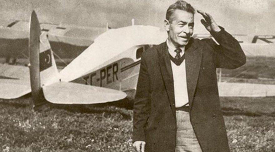 Havacılık tarihinin efsane ismi Vecihi Hürkuş'un hayatı film oldu
