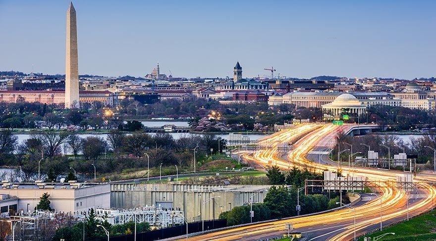 ABD'nin merkez üssü: Washington DC