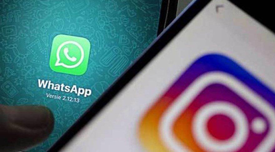 WhatsApp ve İnstagram'da aynı hikayeler paylaşılabilecek!