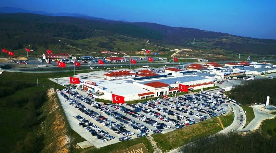 Türkiye'nin en büyük otoyol tesisi satıldı
