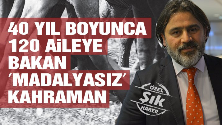 Mehmet Uluğtürkan'dan 'Madalyasız' kahraman Mehmet Ağa ve 120 yiğidin romanı