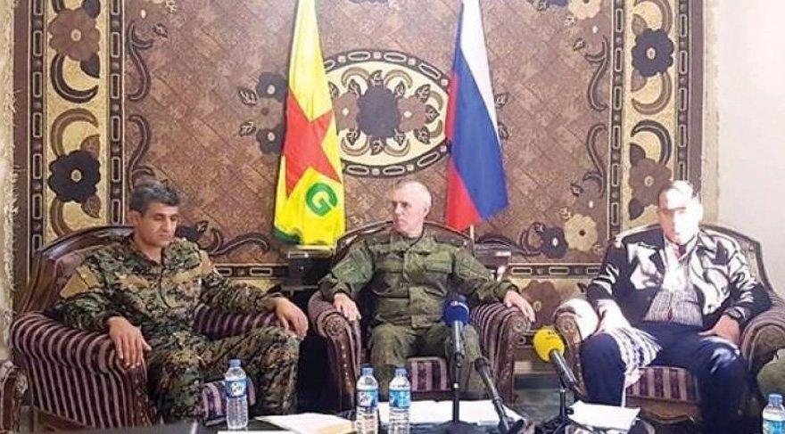 YPG ağlıyor: Rusya bizi 'sattı'