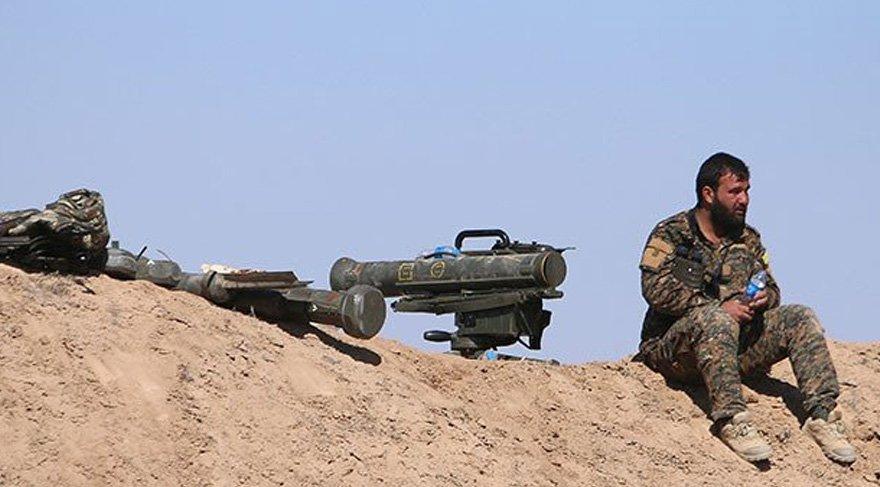 Şok iddia! ABD ve YPG gizlice anlaştı: O silahların teslimatı yapıldı
