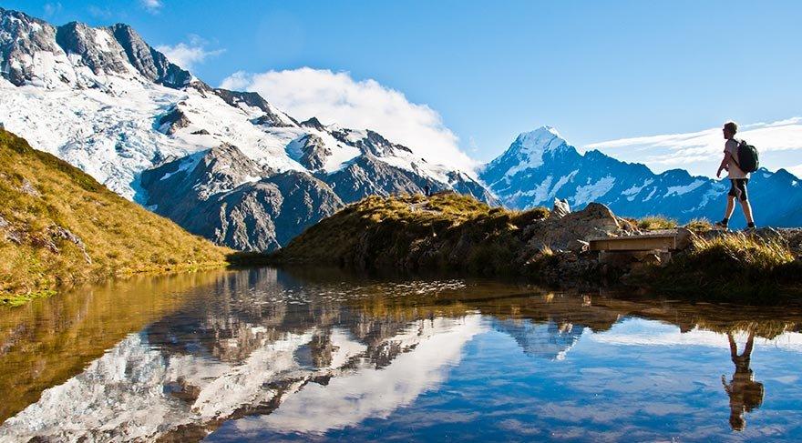 Yeni Zelanda'ya gitmek için 10 neden