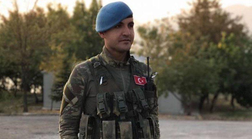 Türkiye'nin hafızasına kazınan o kahraman Afrin'de şehit düştü