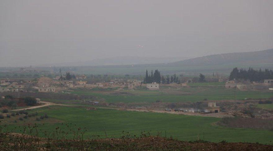 Afrin'de son durum: 380 kişilik terörist grup iki köyde sıkıştırıldı