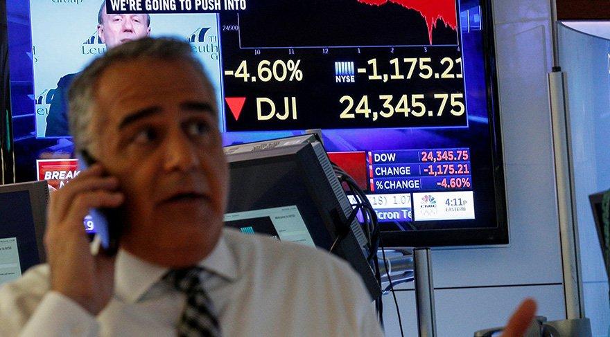 Dow Jones etkisi yayılıyor
