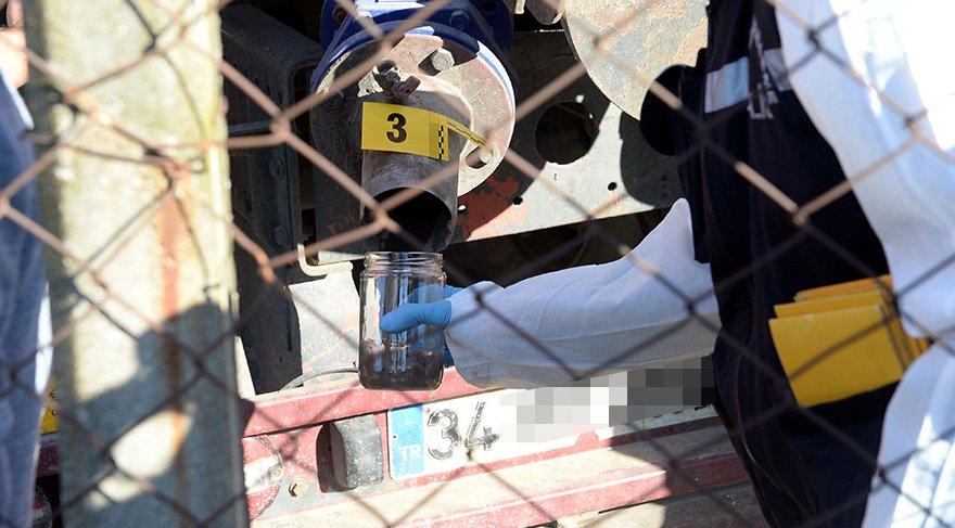 Tuzla'daki kötü kokuya ilişkin Adli Tıp raporu hazırlandı: Kimyasal madde döken 4 vidanjör tespit edildi