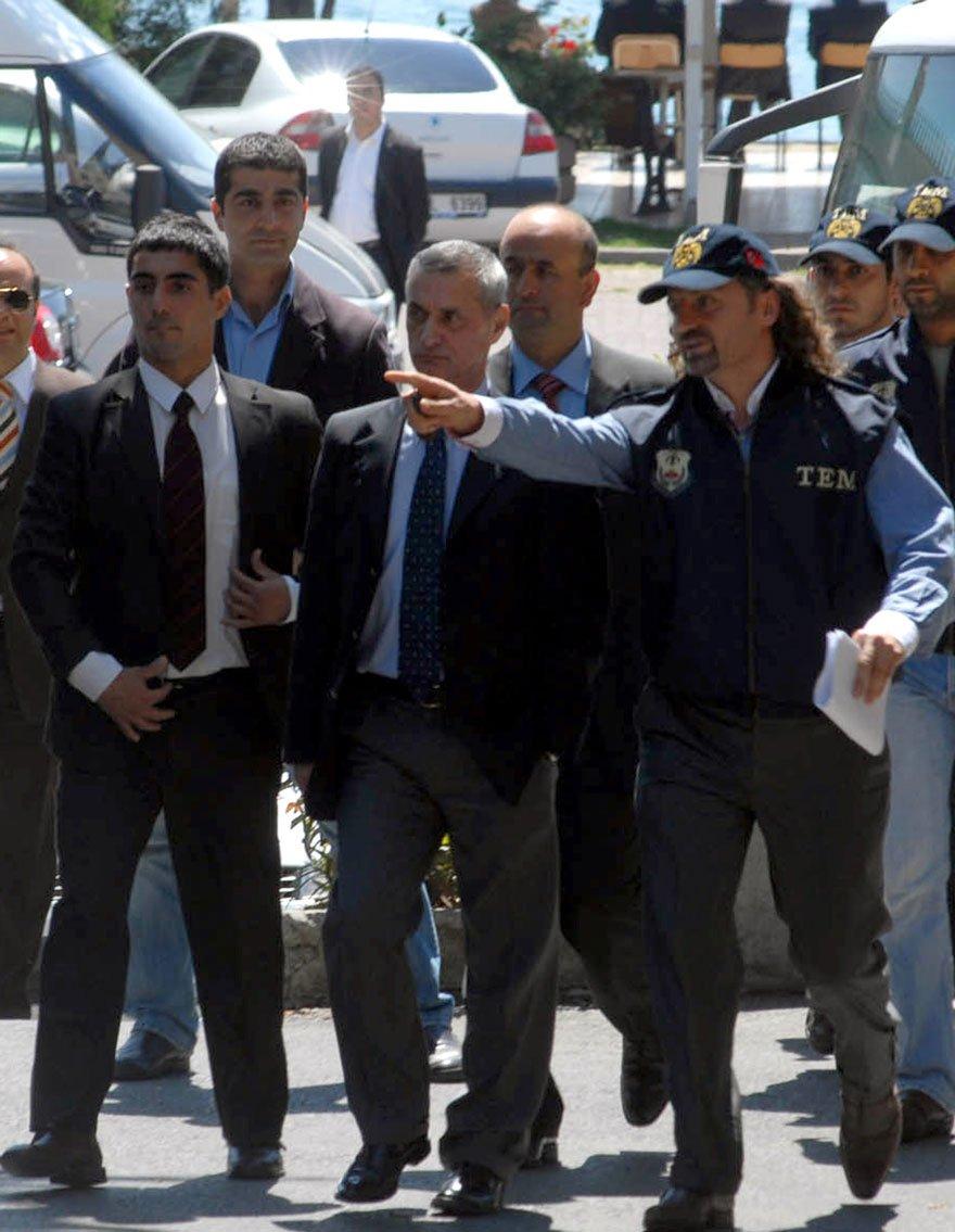 AKSU, BALYOZ KUMPASINDAN CEZAEVİNE GÖNDERİLDİ Necat Aksu, emekli Korgeneral Engin Alan'ı 29 Nisan 2010'da emniyete götürmüştü. Aksu, Balyoz kumpasından tutuklandı.