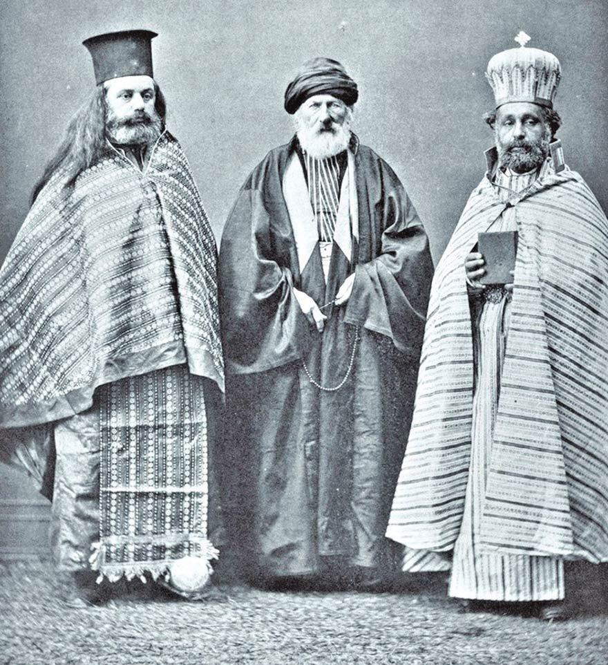 Osmanlı azınlıkları.